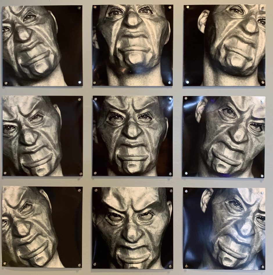 Fernando Rodriguez submitted nine photos of anger for the Universal Feeling show. Photo by: David Bates