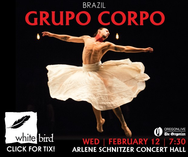 White Bird Grupo Corpo