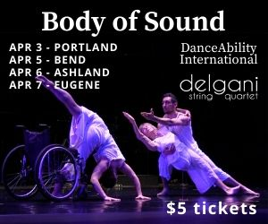 Delgani Body of sound danceability portland bend ashland eugene