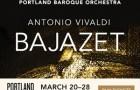 Portland Opera Bajazet