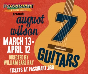 Passinart Seven Guitars