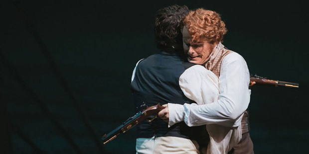 Seattle Opera's production of 'Eugene Onegin.' Photo by Sunny Martini.