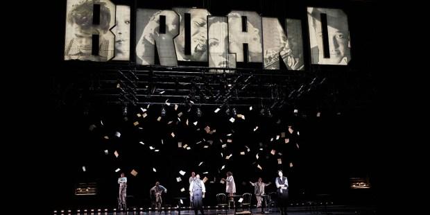 Seattle Opera staged the new opera 'Charlie Parker's Yardbird.' Photo by Philip Newton.