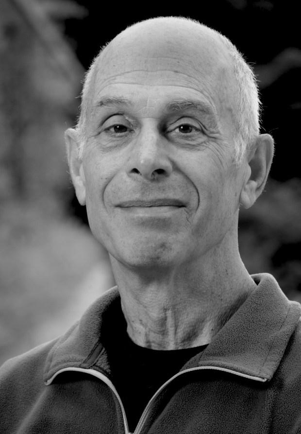 Teacher and musician Paul Bodin.