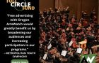 Metropolitan Youth Symphony Oregon ArtsWatch Full Circle Fund