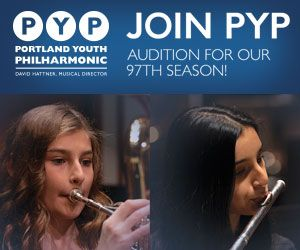 Portland Youth Philharmonic audition
