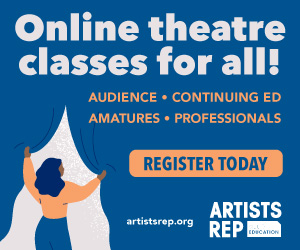 Artists Repertory Theatre online classes