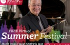 Chamber Music Northwest David Shifrin Virtual Summer Festival 2020
