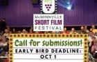 McMinnville Short Film Festival Early Bird deadline