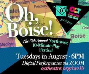 Oregon Contemporary Theatre 10-Minute Play Festival