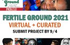 Fertile Ground Submission Deadline September 4, 2020