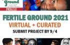 Fertile Ground Submission Deadline September 4, 2020