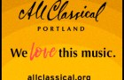 All Classical Portland music radio