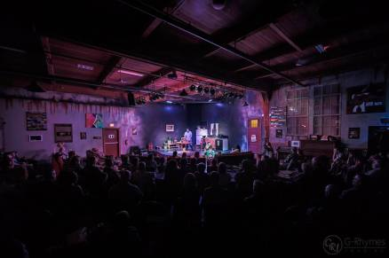 """Derek Sitter directed and acted in a May 2015 production of Sam Shepard's """"True West"""" at the Volcanic Theatre Pub in Bend."""