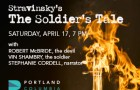 Portland Columbia Symphony Orchestra Stravinsky's The Soldier's Tale