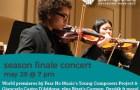 Metropolitan Youth Symphony finale concert 2021