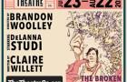 The Theatre Co. The Broken Heart Spread Claire Willett