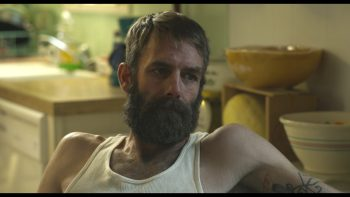 """Ryan Findley plays the leader of a biker gang in """"Lorelei,"""" a filmed-in-Oregon story about a felon who reconnects with his high school girlfriend, a single mother of three kids."""