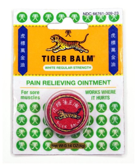 tiger balm ointment packaging