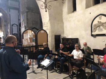 Cappella Romana. Photo courtesy of the choir.