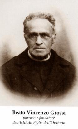 sveti Vincencij Grossi - duhovnik