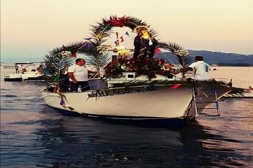 Foto Dario La Guidara - processione a mare