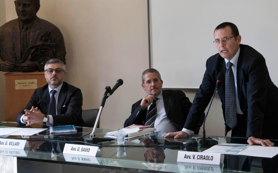 Corso di alta formazione Ordine degli avvocati di Messina, Avvocati esperti in diritto dell'immigrazione