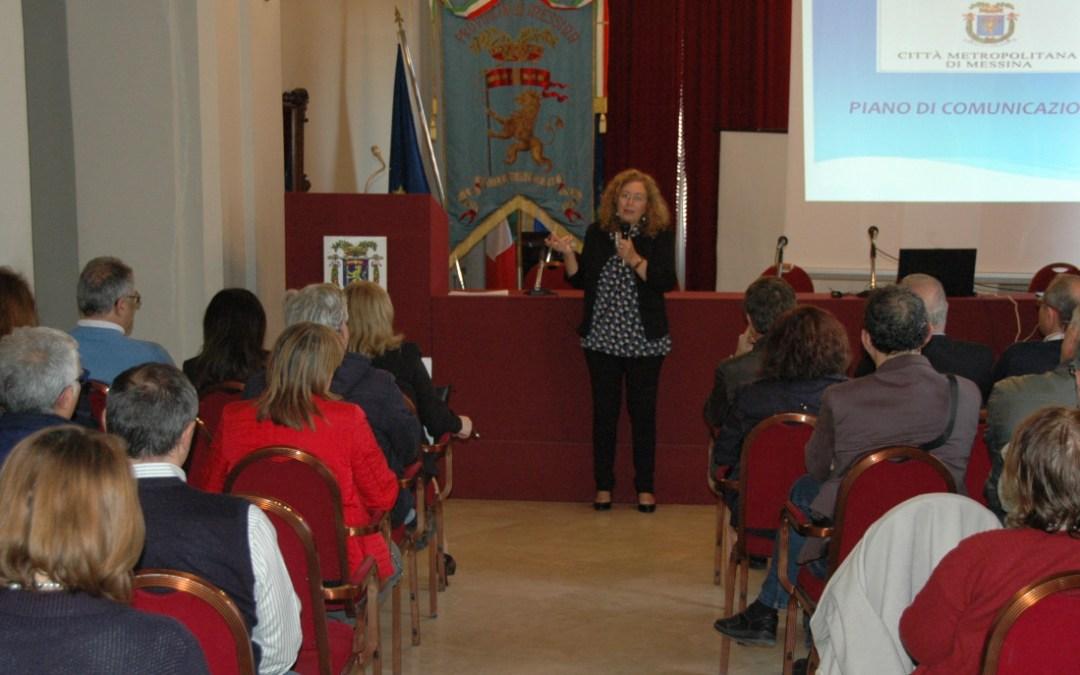 Palazzo dei Leoni, presentato il Piano della Comunicazione 2017
