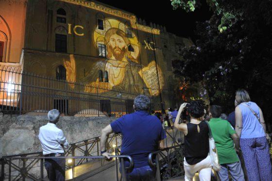 'Notte Reale', 12mila persone a Palazzo dei Normanni