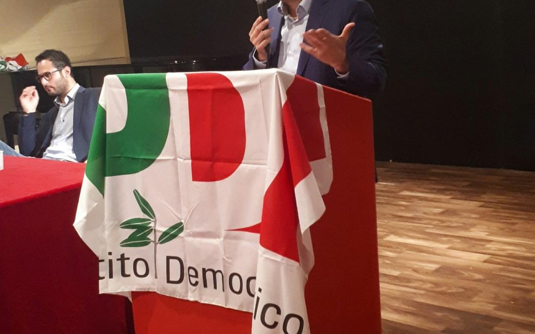 """Elezioni regionali. Sciotto (PD): """"Le Regionali rappresentano vero Congresso provinciale del PD di Messina"""""""