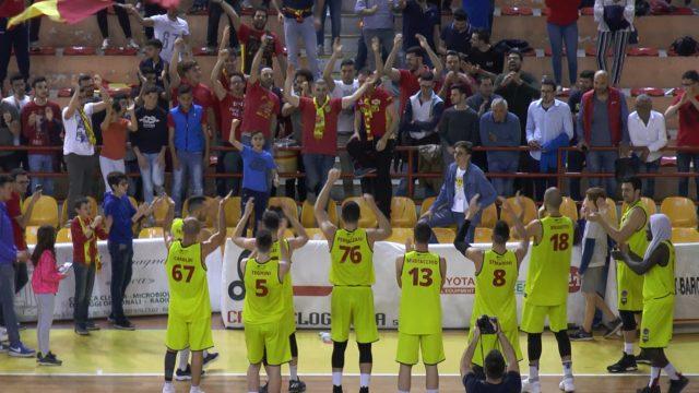 Basket. Barcellona, buona la prima.. con Civitanova tra l'entusiasmo giallorosso