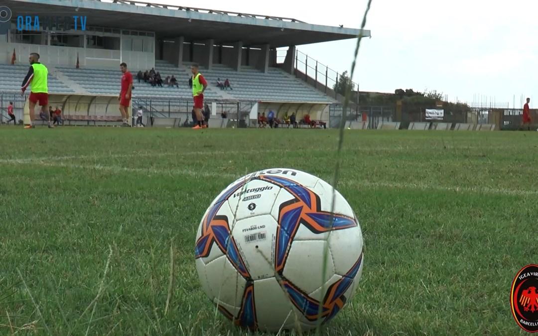 Calcio. Igea Virtus a lavoro per match di Troina. Mercato in arrivo il colombiano Cardona