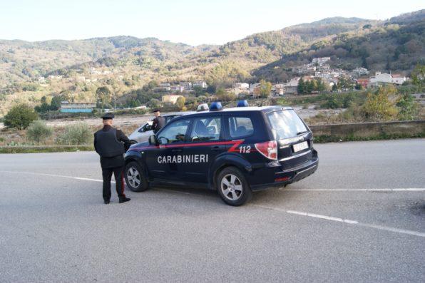 Carabinieri di Fondachelli Fantina arrestano sorvegliato speciale con obbligo di soggiorno per inosservanza prescrizioni
