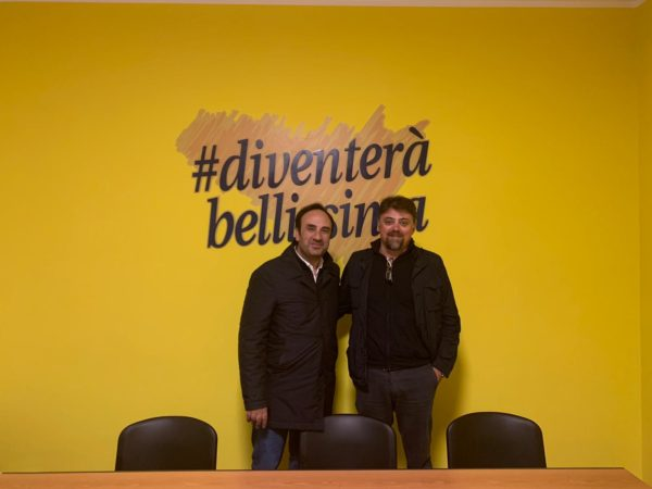 Malfa. Consigliere comunale Lorenzo D'Amico entra nel Movimento 'Diventerà Bellissima'