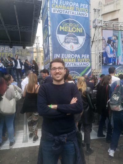 """Gioventù Nazionale, La Spada: """"Soddisfazione per nomina di Arbuse"""""""