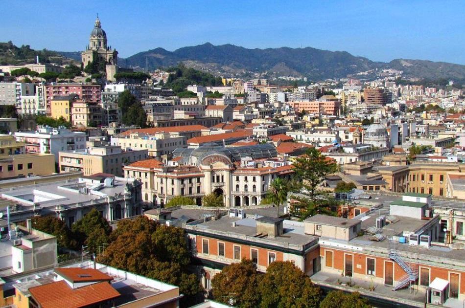 Messina. Al via da stamattina la Festa dell'Albero