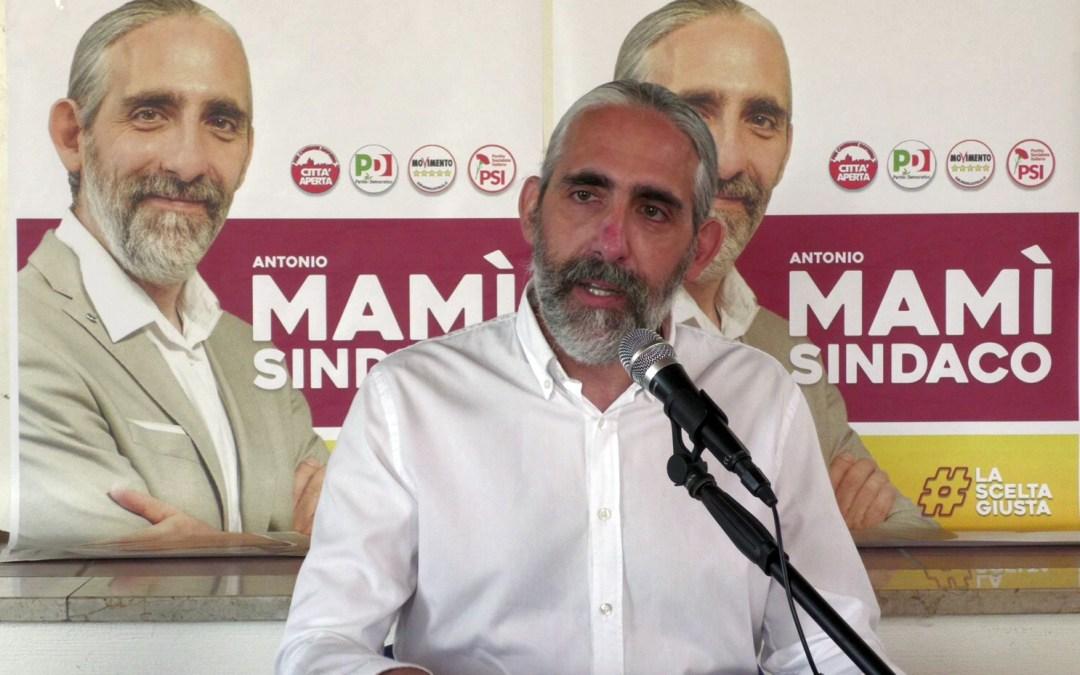 """Elezioni Barcellona PG. Il candidato Sindaco Mamì svela ultimi assessori designati: """"Proposta equilibrata e trasparente per la città"""""""