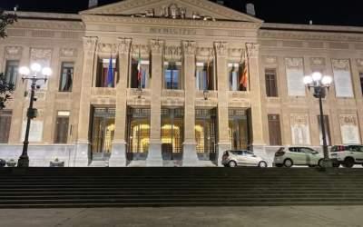 Messina. Domani Palazzo Zanca si tinge di arancione contro la violenza sulle donne