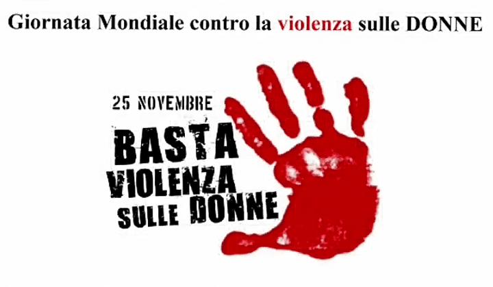 Un video di Graziella Giordano per la Giornata Mondiale contro la violenza sulle Donne