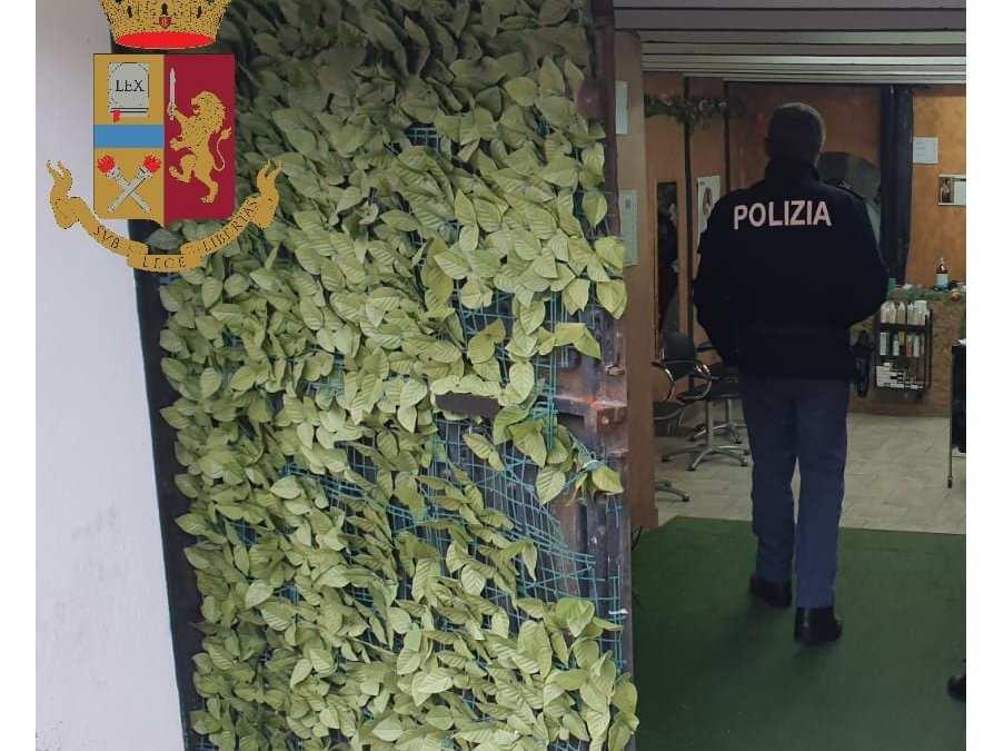 Parrucchiera 'abusiva' beccata in garage, multa da 500 euro e sospesa attività