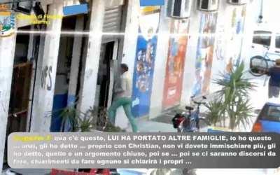 Scommesse clandestine a Palermo e Napoli: 15 arresti e 6 agenzie sequestrate