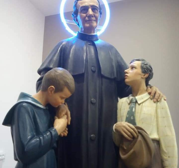 Barcellona PG. La Festa di San Giovanni Bosco 2021. Le Celebrazioni in Oratorio. La storia del 'Maestro dei Giovani'