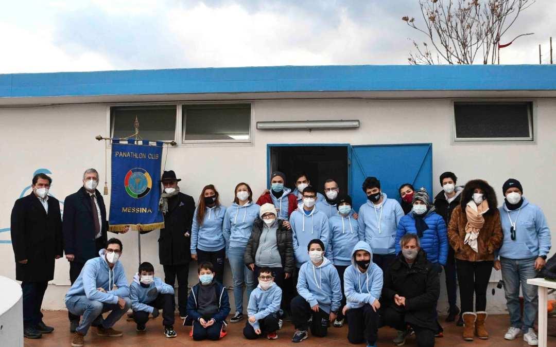 Panathlon Messina e Club Nautico Paradiso uniti da progetto per atleti paralimpici