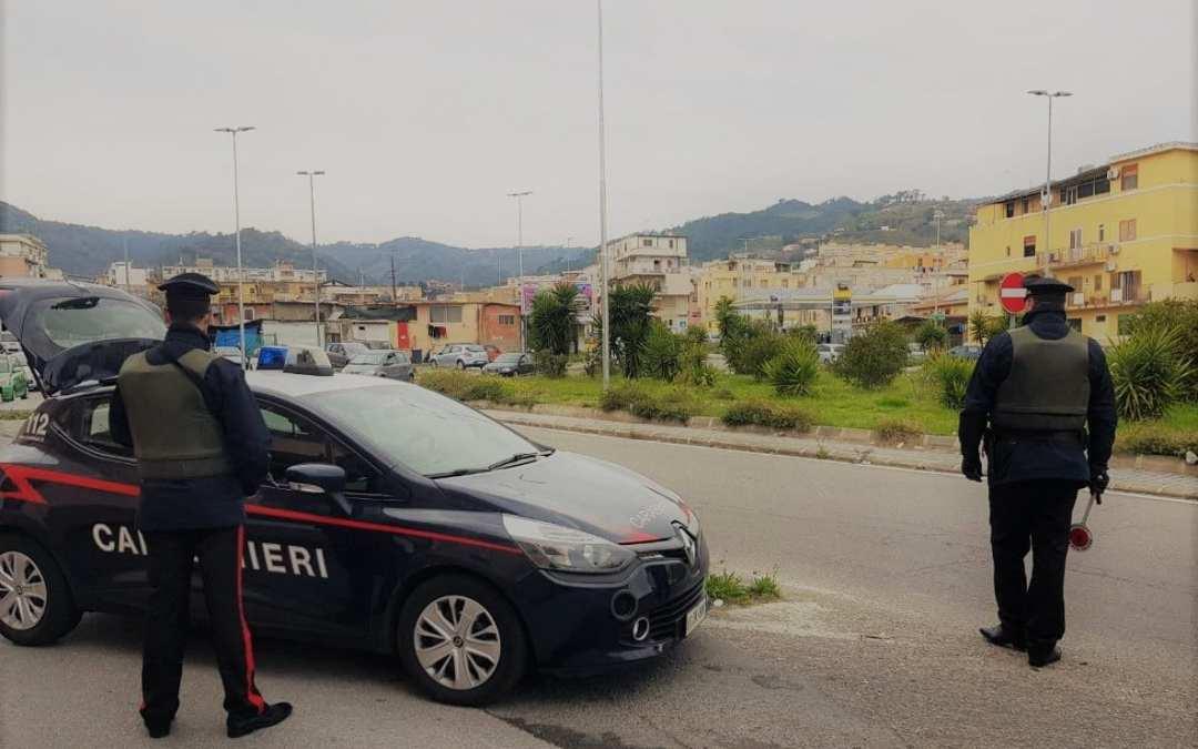 "Messina. Controlli straordinari in città: 2 arresti e 4 denunciati, 4 multe per violazioni ""anti-covid"""
