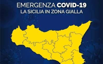 Sicilia in zona gialla, ma da lunedì scuole chiuse in 14 Comuni siciliani, 3 a Messina