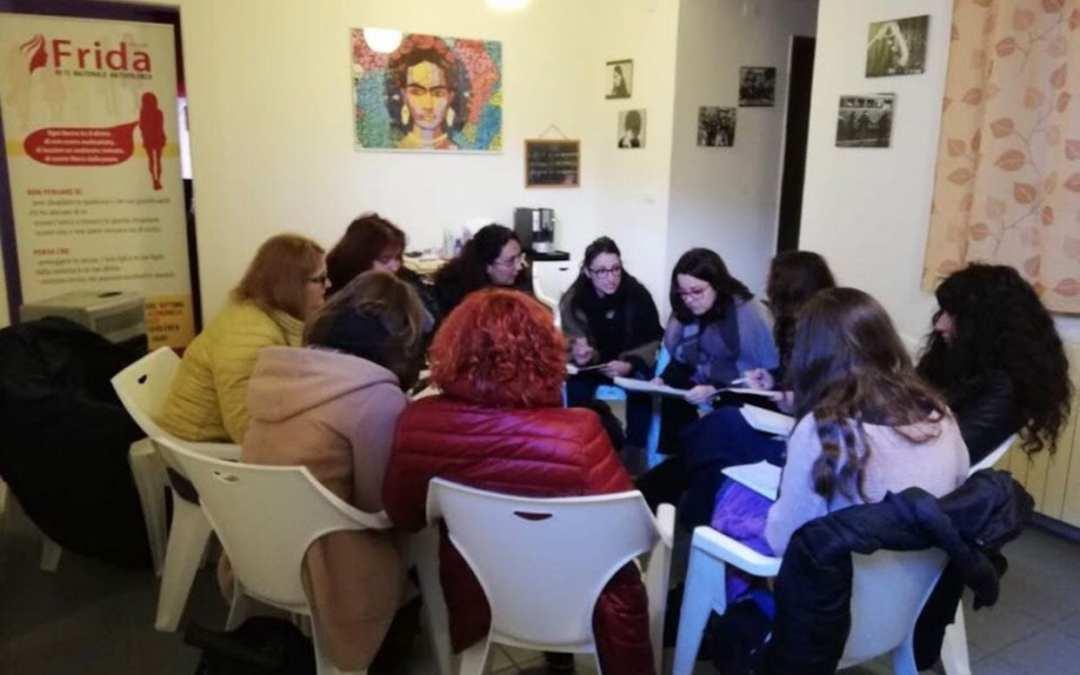 """Barcellona PG. Il Centro Antiviolenza 'Frida Kahlo': """"Nessuna festa l'8 marzo, ma sorellanza tutti i giorni"""""""