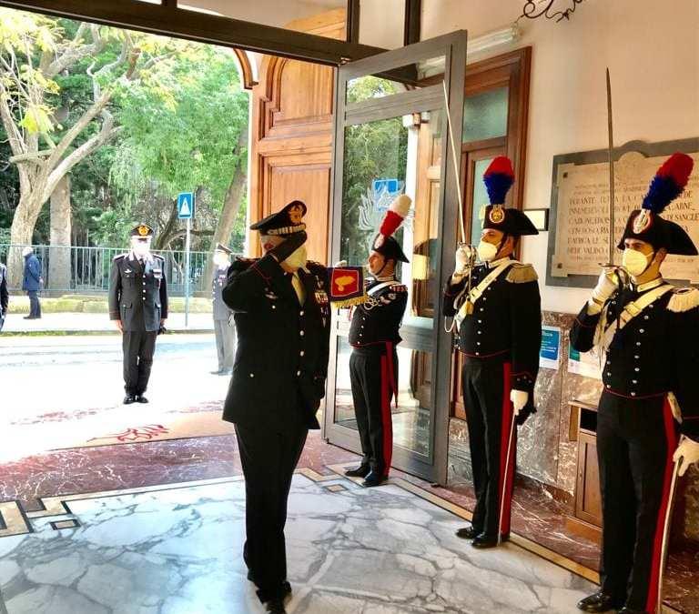 Messina. Visita nuovo Comandante Generale Arma Carabinieri Teo Luzi, al Comando Interregionale 'Culqualber'