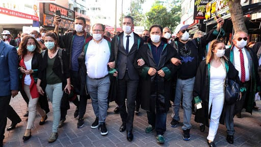 "Avvocati perseguitati in Turchia, dossier OCF-MGA: ""Calpestati i diritti umani"""