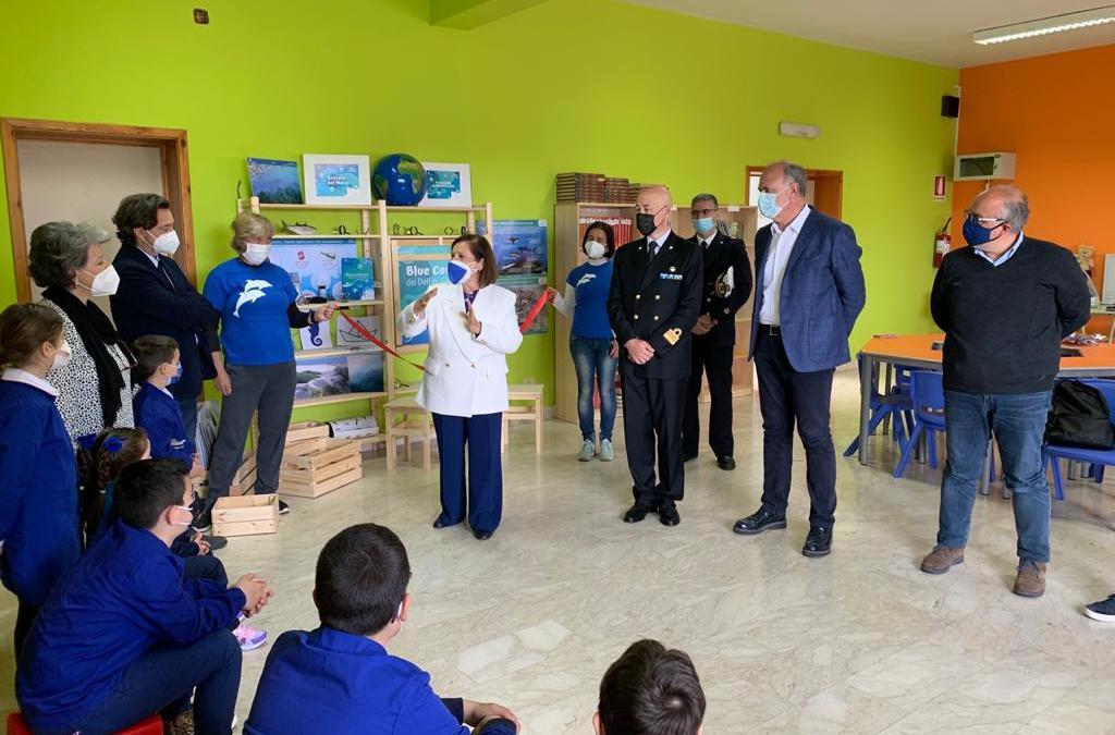 Milazzo. Inaugurati mini laboratori scientifici di Marevivo per gli studenti del Primo e Terzo Comprensivo