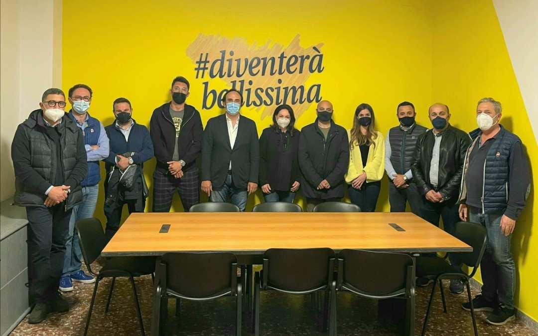 Barcellona PG. Diventerà Bellissima, unico gruppo e più numeroso in Consiglio
